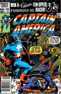 Captain America (1968 1st Series) 265