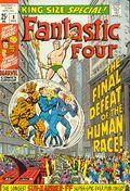Fantastic Four (1961 1st Series) Annual 8