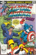 Captain America (1968 1st Series) 261