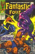 Fantastic Four (1961 1st Series) 76