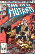 New Mutants (1983 1st Series) 4