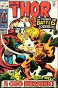 Thor (1962-1996 1st Series Journey Into Mystery) 166