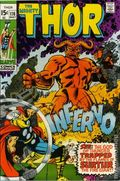 Thor (1962-1996 1st Series Journey Into Mystery) 176