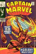 Captain Marvel (1968 1st Series Marvel) 15