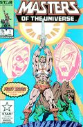 Masters of the Universe (1986 2nd Series Marvel/Star Comics) 1