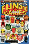 Marvel Fun and Games (1979) 1