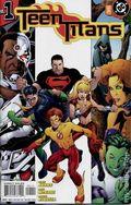 Teen Titans (2003-2011 3rd Series) 1A