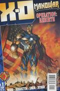 X-O Manowar (1996 2nd Series) 1A