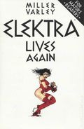 Elektra Lives Again GN (1996 Marvel) 1-1ST