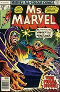 Ms. Marvel (1977 1st Series) UK Edition 4UK