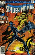 Spider-Woman (1978-1983 1st Series) UK Edition 16UK