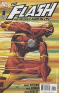 Flash Fastest Man Alive (2006) 1B