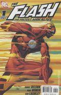 Flash Fastest Man Alive (2006) 1B