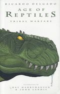 Age of Reptiles Tribal Warfare TPB (1996 Dark Horse) 1-REP