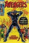 Avengers (1963 1st Series) UK Edition 87UK