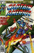 Captain America (1968 1st Series) UK Edition 235UK