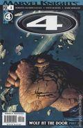4 (2004 Marvel Knights) 2DFSIGNED