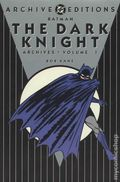 DC Archive Editions Batman the Dark Knight HC (1992-2012 DC) 1-1ST