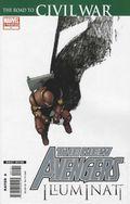 New Avengers Illuminati Special (2006) 1B