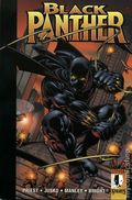 Black Panther Enemy of the State TPB (2001 Marvel) 1-1ST