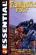 Essential Fantastic Four TPB (1998-Present Marvel) 1st Edition 4A-1ST