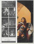 Kingdom of Knives: Set Two Portfolio (SQP) 1994