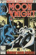 Moon Knight (1980 1st Series) UK Edition 3UK