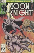 Moon Knight (1980 1st Series) UK Edition 6UK