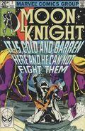Moon Knight (1980 1st Series) UK Edition 7UK