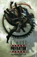 Aliens vs. Predator vs. the Terminator TPB (2001 Dark Horse) 1-REP