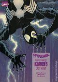 Spider-Man Kraven's Last Hunt HC (1989 Marvel) 1st Edition 1-1ST