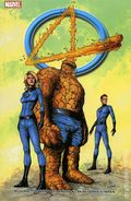 Fantastic Four Resurrection of Nicholas Scratch TPB (2006) 1-1ST
