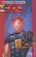 Ultimate X-Men (2001) Wizard 1/2 1/2DFSIGNEDA
