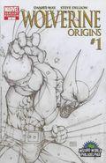 Wolverine Origins (2006) 1E