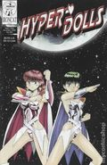 Hyper Dolls (2000 5th Series) Vol. 5 4