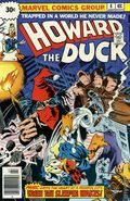 Howard the Duck (1976 1st Series) 30 Cent Variant 4
