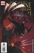 Wolverine Origins (2006) 1B-DF-SIGNED