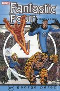 Fantastic Four Visionaries George Perez TPB (2005-2006 Marvel) 1-1ST