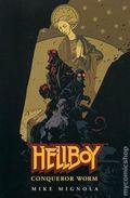 Hellboy Conqueror Worm TPB (2002 1st Edition) 1-REP