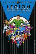 DC Archive Editions Legion of Super-Heroes HC (1990-2012 DC) 2-REP