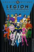 DC Archive Editions Legion of Super-Heroes HC (1990-2012 DC) 10-REP