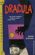 Dracula PB (1957 Novel) Perma Books Edition 1-1ST