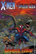 X-Men and Spider-Man Savage Land TPB (1987) 1-REP