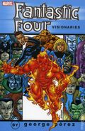 Fantastic Four Visionaries George Perez TPB (2005-2006 Marvel) 2-1ST
