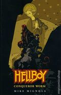 Hellboy Conqueror Worm TPB (2002 1st Edition) 1-1ST