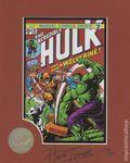Incredible Hulk Lasermat #181 (2000) Dynamic Forces 181