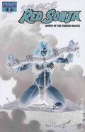 Savage Red Sonja Queen of the Frozen Wastes (2006) 2E