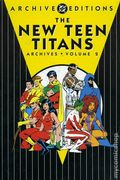 DC Archive Edition New Teen Titans HC (1999-2008) 2-1ST