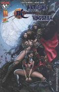 Witchblade Magdalena Vampirella Convergence (2004 Dynamic Forces) 1A-BLUE