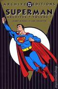 DC Archive Editions Superman HC (1989-2010 DC) 7-1ST